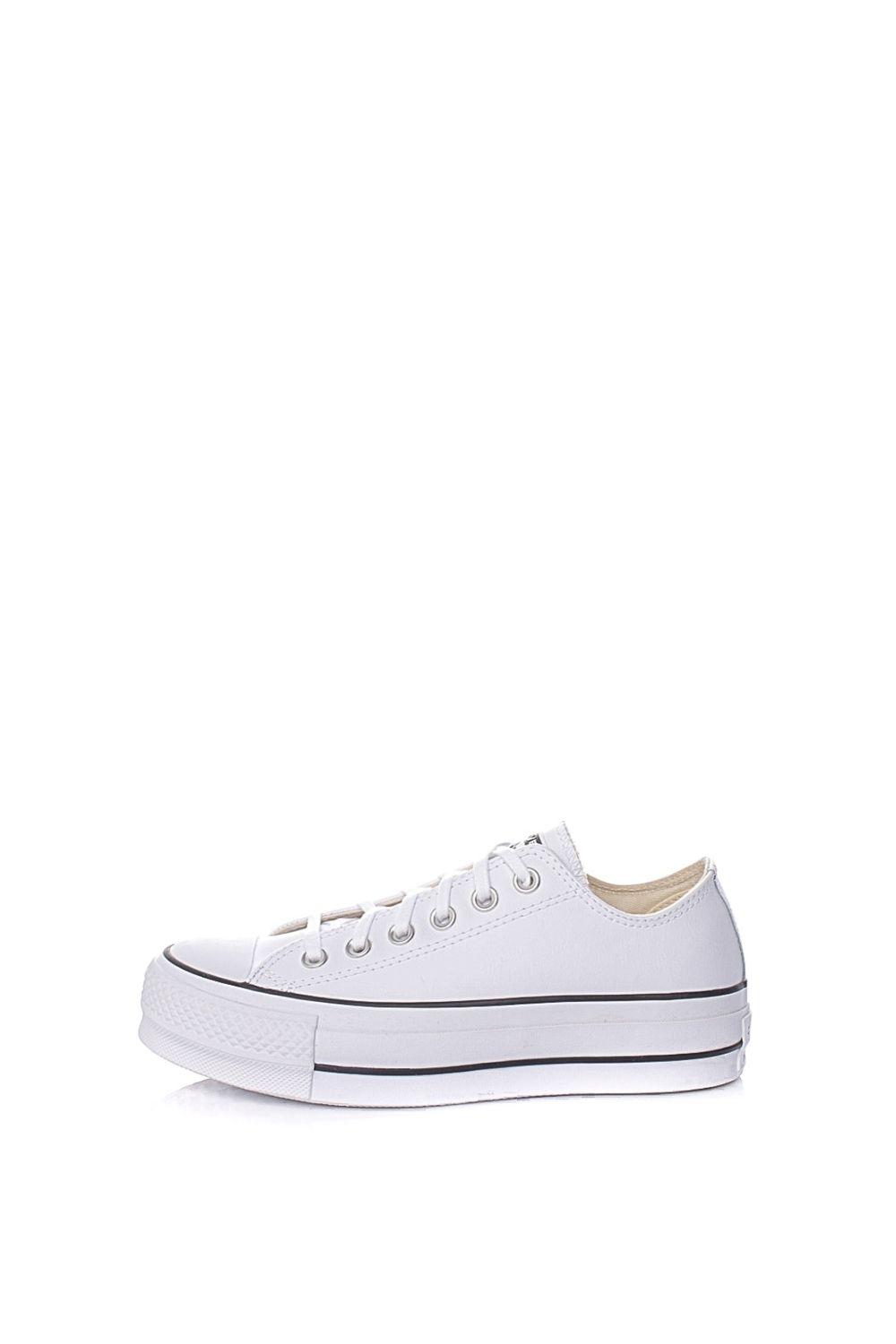 CONVERSE – Γυναικεία sneakers Converse Chuck Taylor All Star Lift Clean λευκά