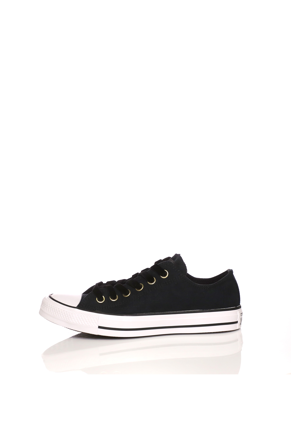 CONVERSE – Γυναικεία sneakers CONVERSE CHUCK TAYLOR ALL STAR μαύρα
