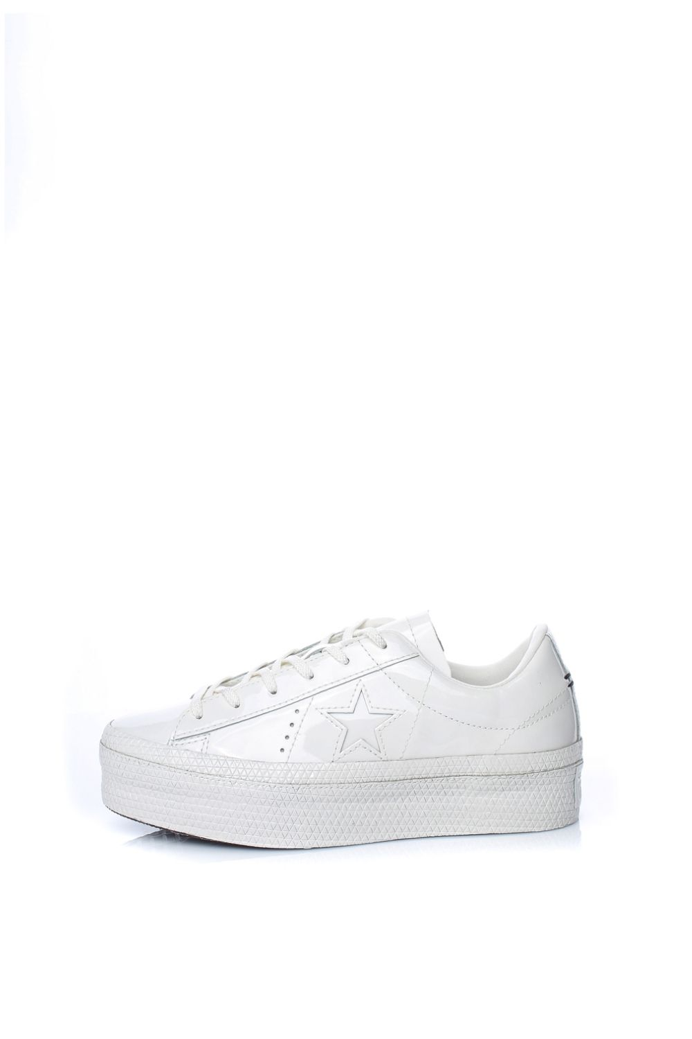-40% Collective Online CONVERSE – Γυναικεία sneakers ONE STAR PLATFORM  CONVERSE λευκά 32ffa52325f