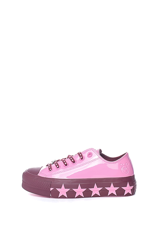 CONVERSE – Γυναικεία sneakers CONVERSE x MILEY CYRUS ροζ