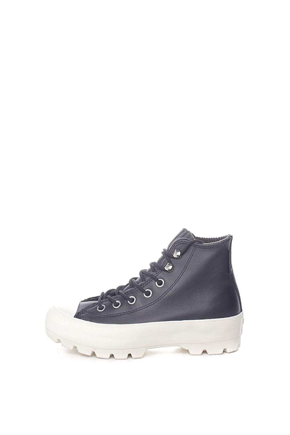 CONVERSE – Γυναικεία sneakers CONVERSE CHUCK TAYLOR ALL STAR LUGGED W μαύρα