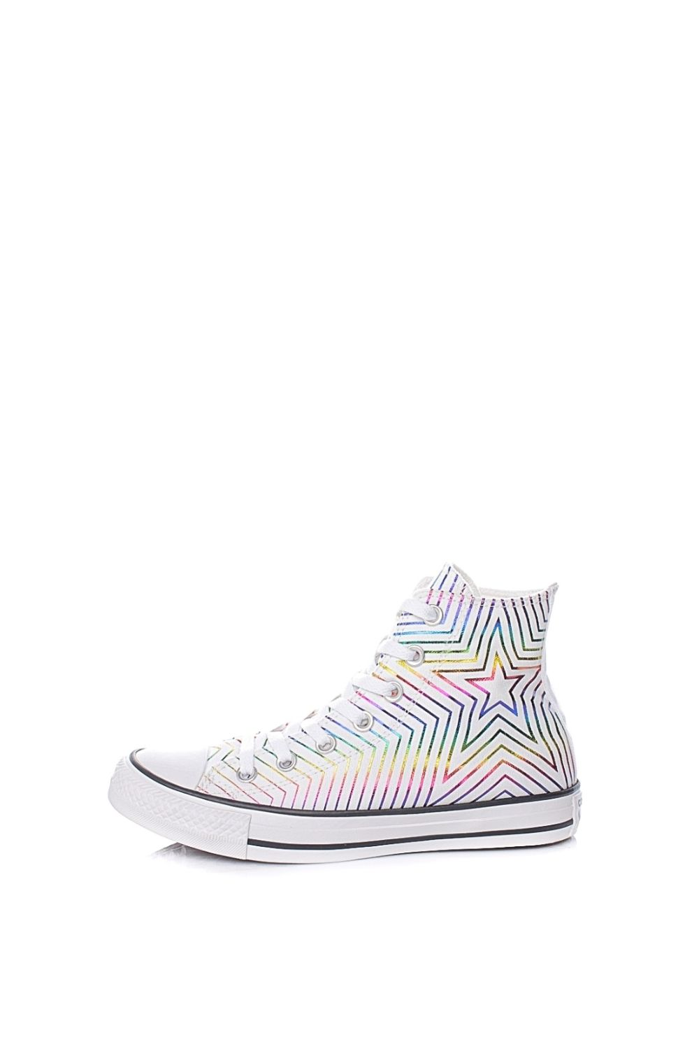 CONVERSE – Γυναικεία sneakers CONVERSE CHUCK TAYLOR ALL STAR λευκά