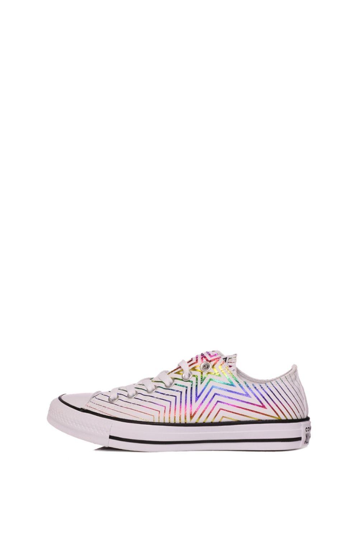 CONVERSE – Γυναικεία sneakers CHUCK TAYLOR ALL STAR λευκά