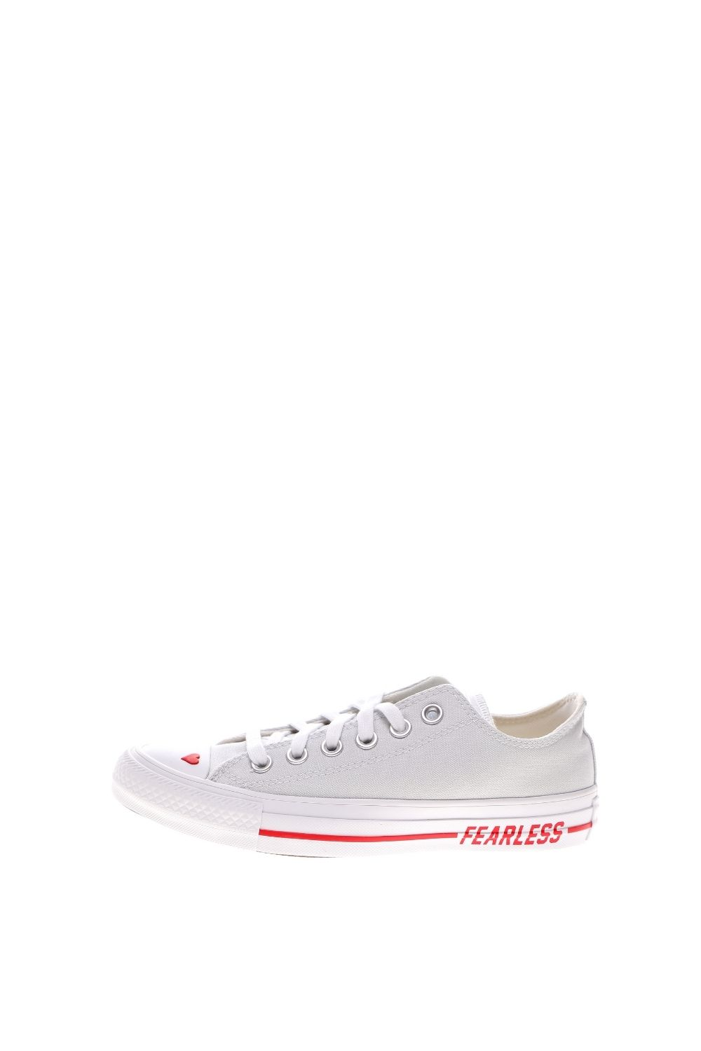 CONVERSE – Γυναικεία sneakers CONVERSE CHUCK TAYLOR ALL STAR LOVE CAN γκρι
