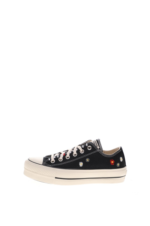 CONVERSE – Γυναικεία sneakers CONVERSE CHUCK TAYLOR ALL STAR LIFT μαύρα