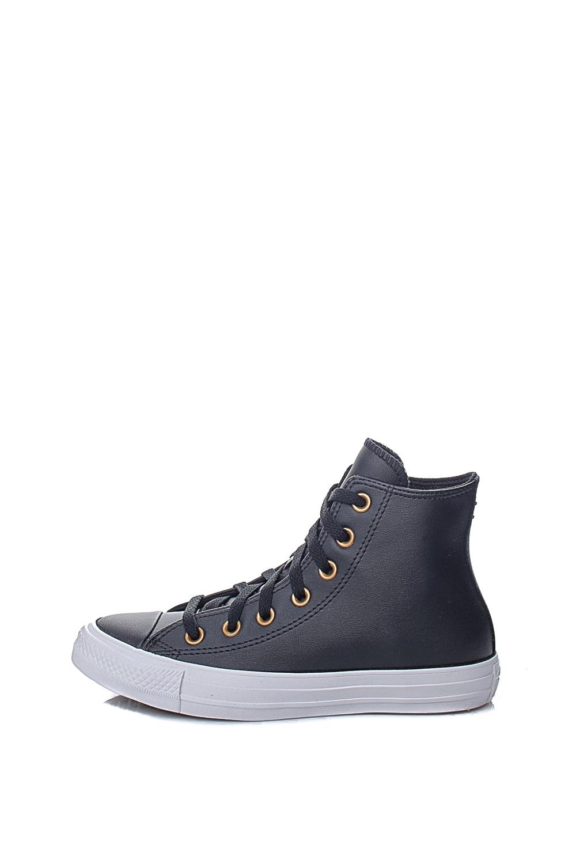 CONVERSE - Γυναικεία ψηλά sneakers CONVERSE Chuck Taylor All Star μαύρα