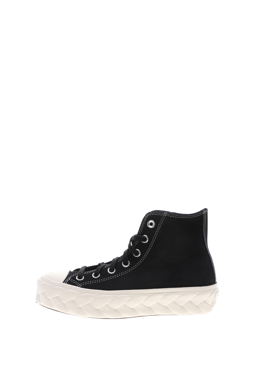 CONVERSE - Γυναικεία sneakers CONVERSE Chuck Taylor All Star Lift Cab μαύρα