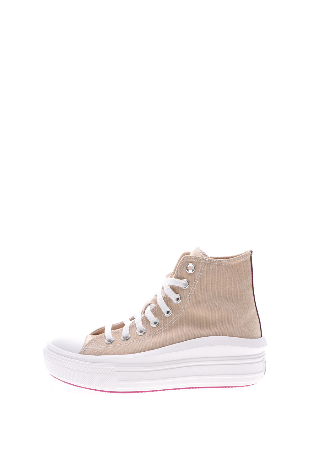 CONVERSE - Γυναικεία sneakers CONVERSE Chuck Taylor All Star Move καφέ