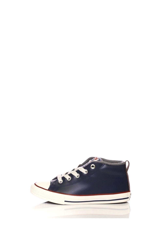CONVERSE – Παιδικά ψηλά sneakers CONVERSE Chuck Taylor All Star Street μπλε