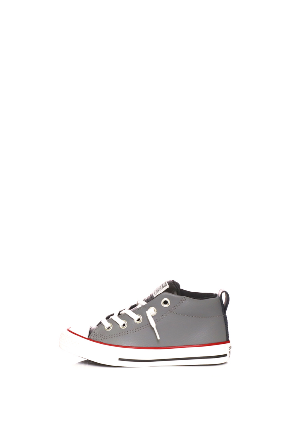 CONVERSE – Παιδικά ψηλά sneakers CONVERSE Chuck Taylor All Star Street γκρι