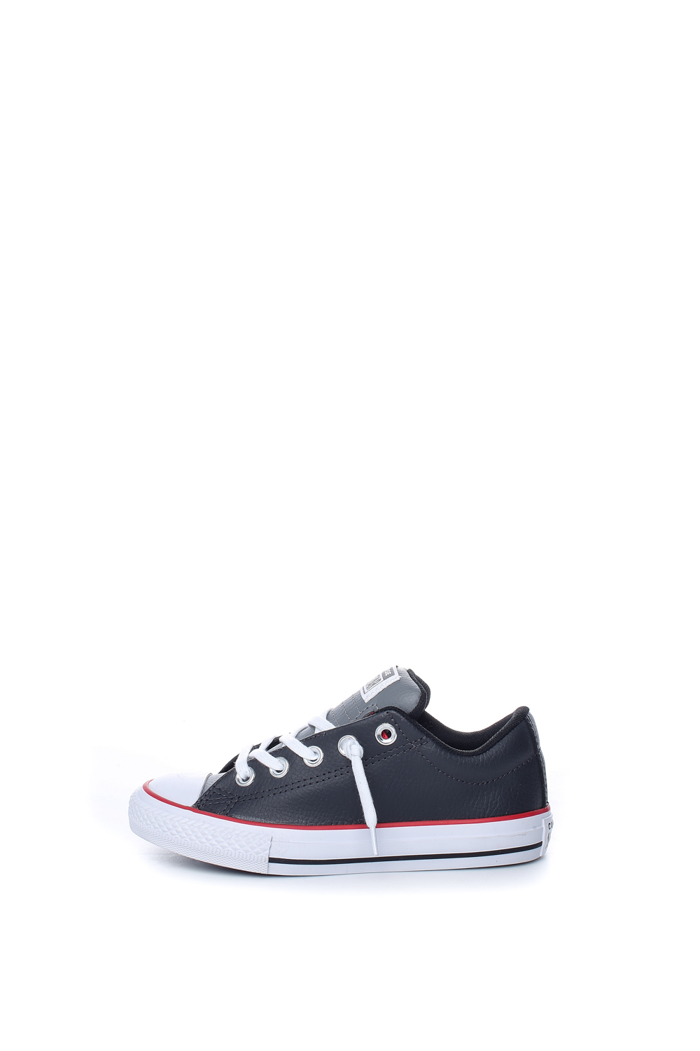 -40% Collective Online CONVERSE – Παιδικά sneakers CHUCK TAYLOR ALL STAR  STREET μαύρα 423192c46b7