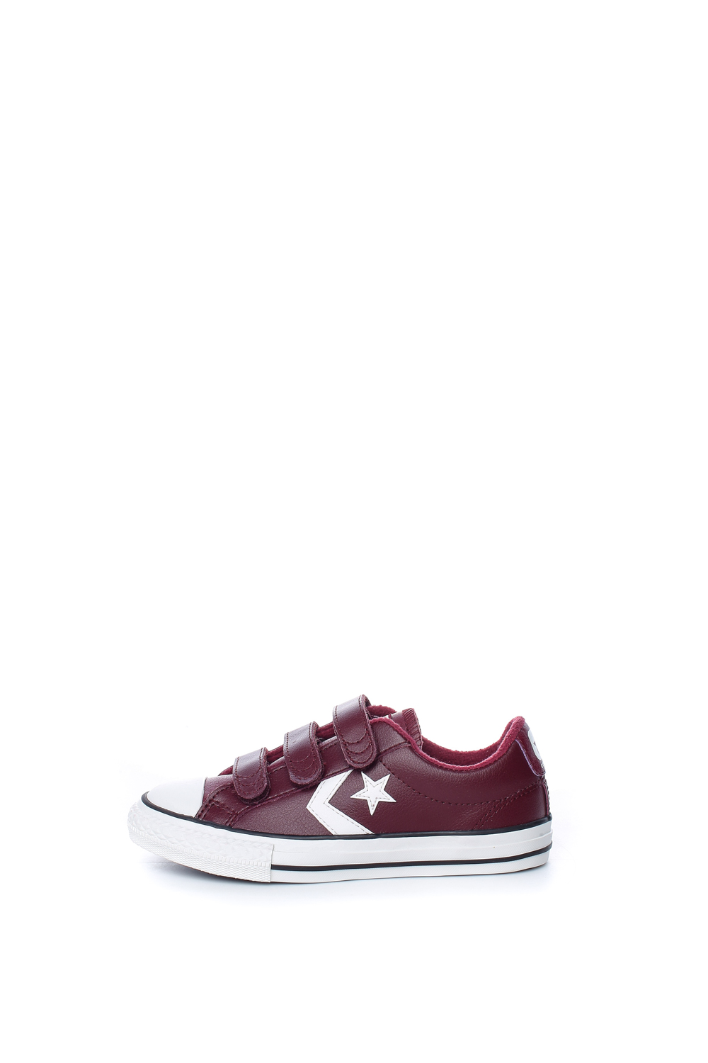 CONVERSE – Παιδικά sneakers CONVERSE STAR PLAYER 3V μπορντό