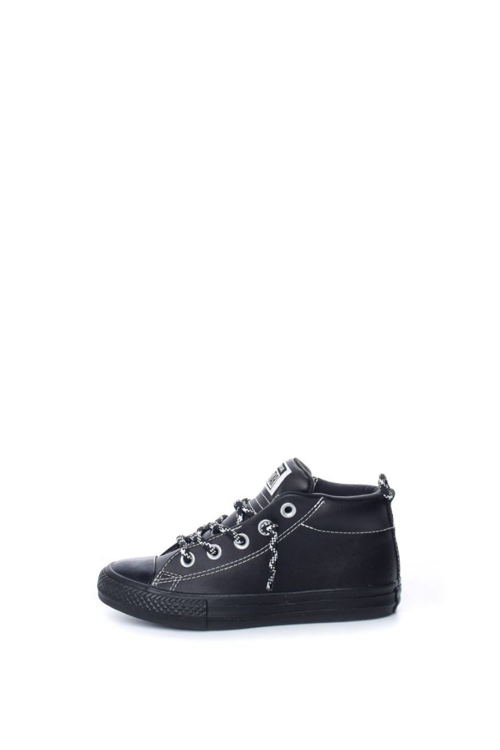 -40% Collective Online CONVERSE – Παιδικά μποτάκια CHUCK TAYLOR ALL STAR  STREET CONVERSE μαύρα 01be4900b5e