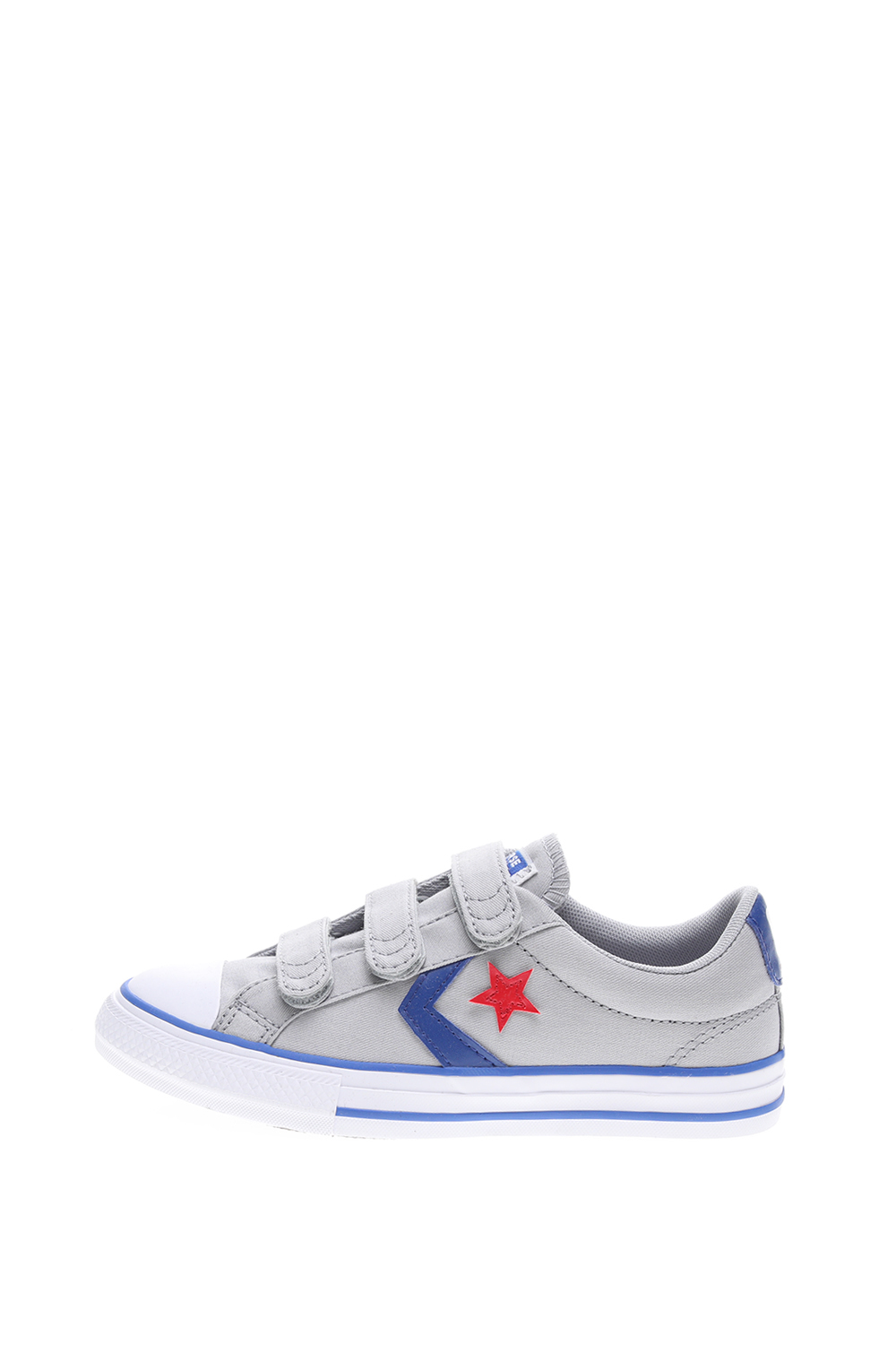 CONVERSE – Παιδικά sneakers Star Player 3V Ox CONVERSE γκρι