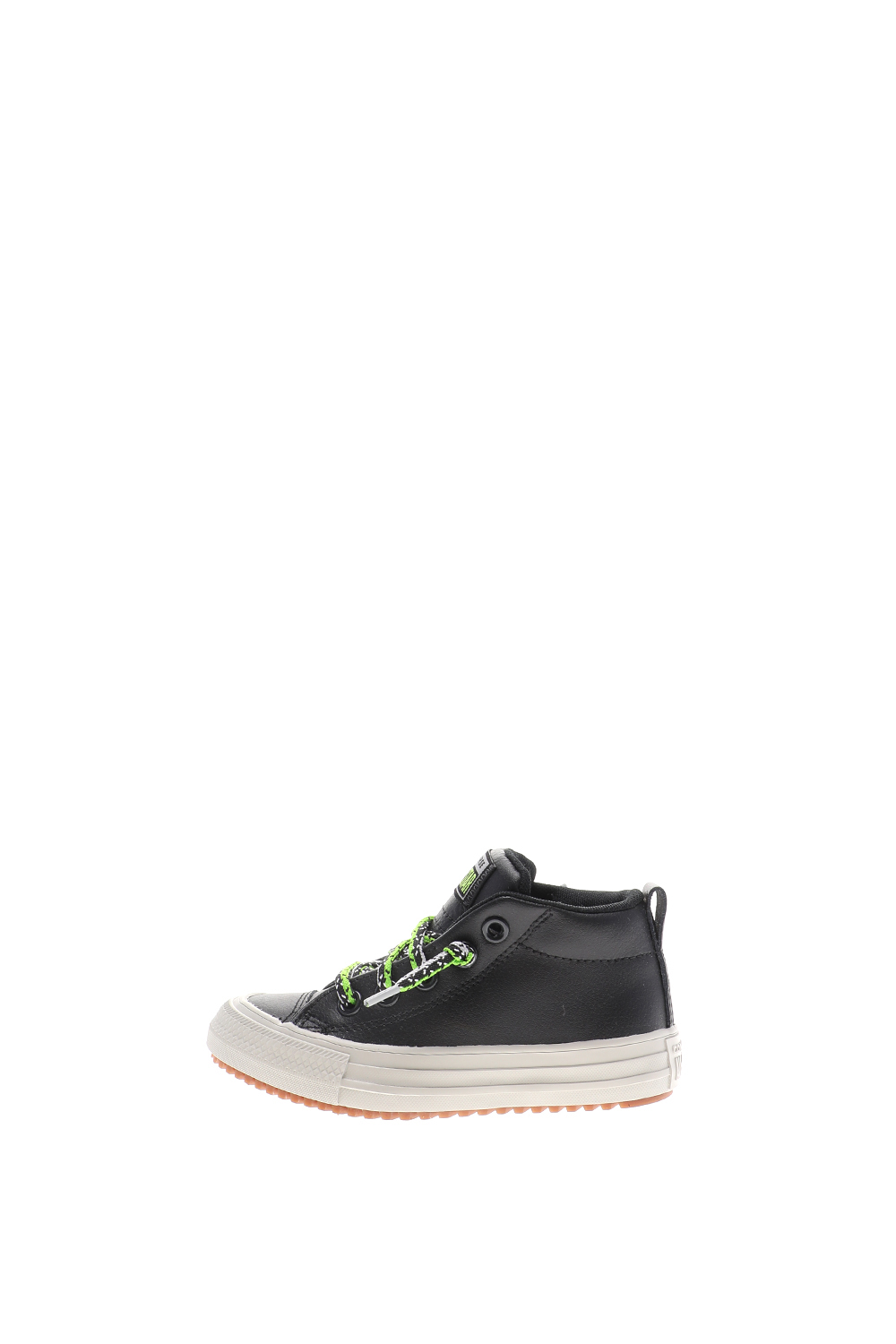 CONVERSE – Παιδικά sneakers CONVERSE Chuck Taylor All Star Street μαύρα