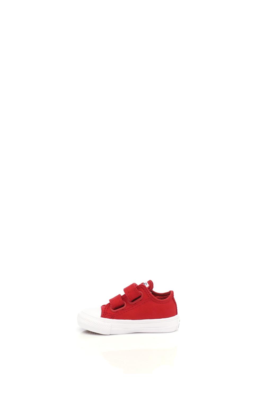 CONVERSE – Βρεφικά παπούτσια Chuck Taylor All Star 2V κόκκινα