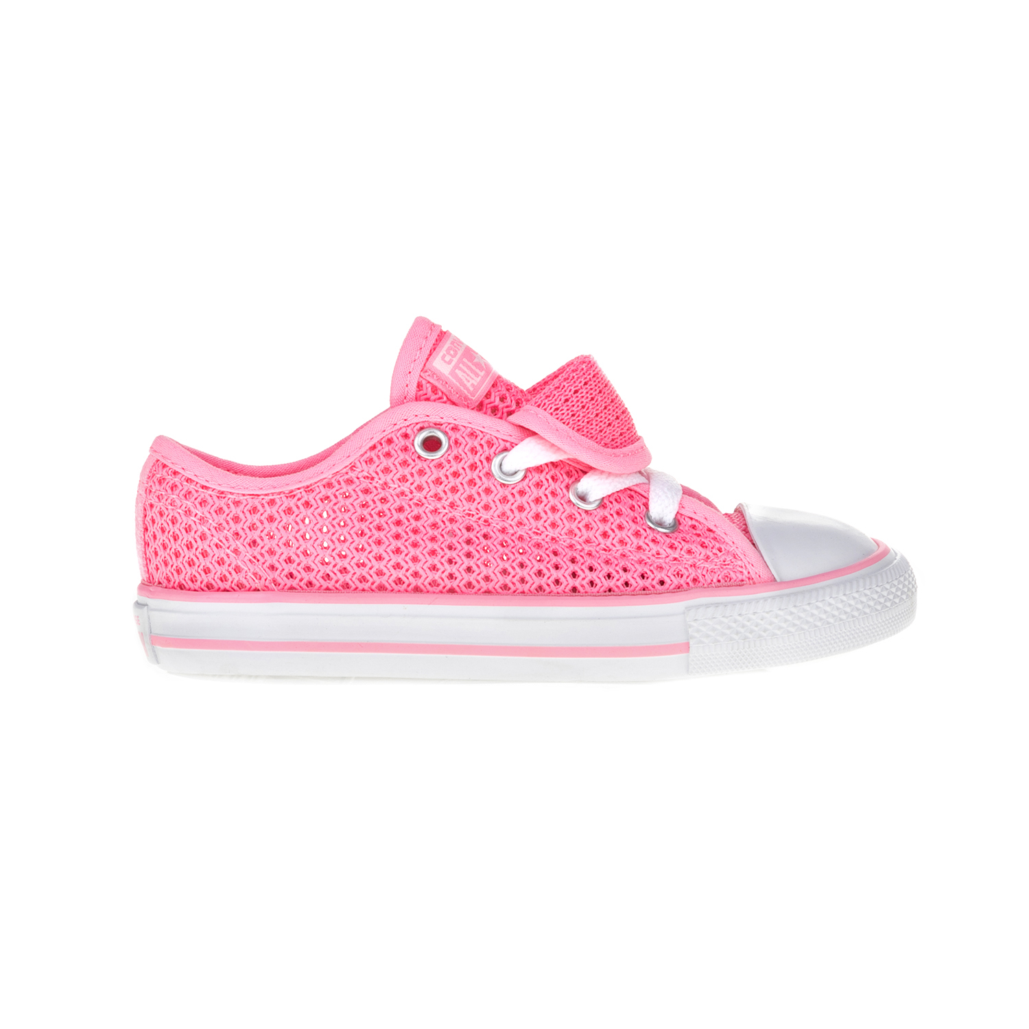 -48% Collective Online CONVERSE – Βρεφικά παπούτσια Chuck Taylor All Star  Double T ροζ 164492e03f5