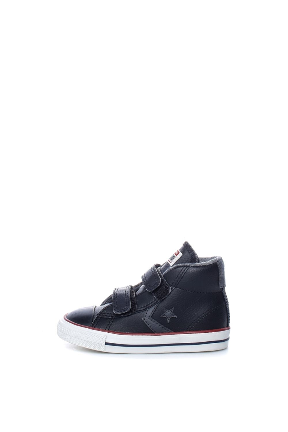 CONVERSE – Βρεφικά ψηλά sneakers CONVERSE Star Player EV V Mid μαύρα