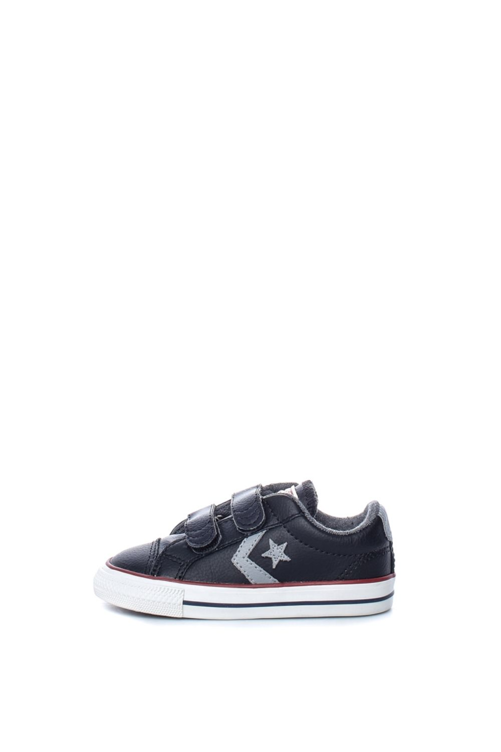 CONVERSE – Βρεφικά sneakers CONVERSE Star Player EV V Ox μαύρα