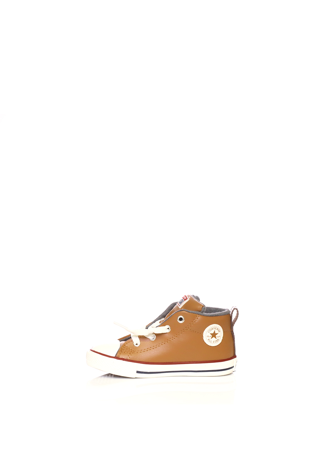 -48% Collective Online CONVERSE – Βρεφικά sneakers Converse Chuck Taylor  All Star Street καφέ 3a4eb74d388