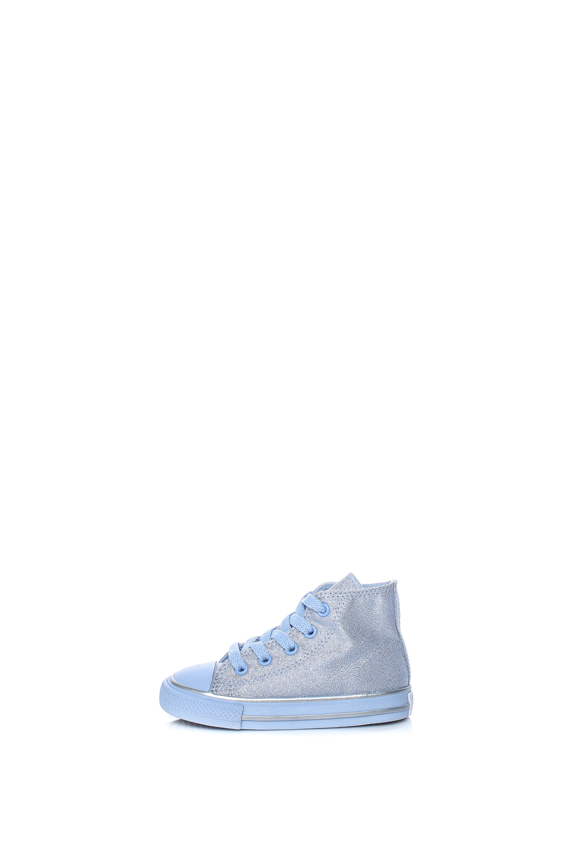 -48% Collective Online CONVERSE – Βρεφικά παπούτσια CONVERSE Chuck Taylor  All Star Hi γαλάζια 096aeddd853