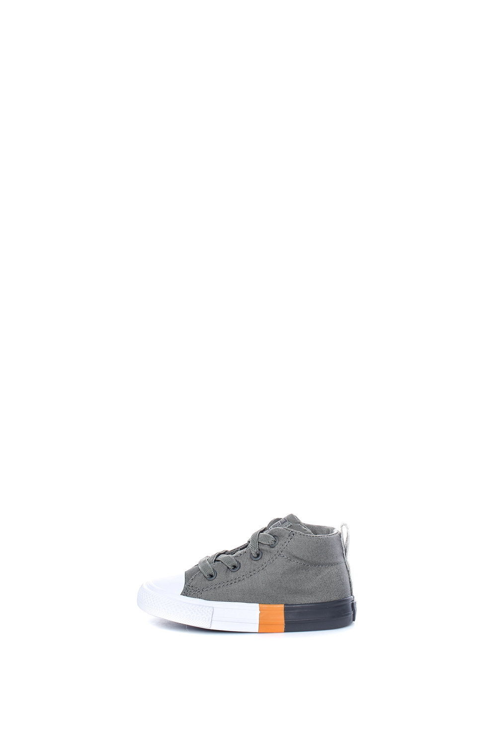 -48% Collective Online CONVERSE – Βρεφικά μποτάκια Chuck Taylor All Star  Street γκρι 9ba024950fa