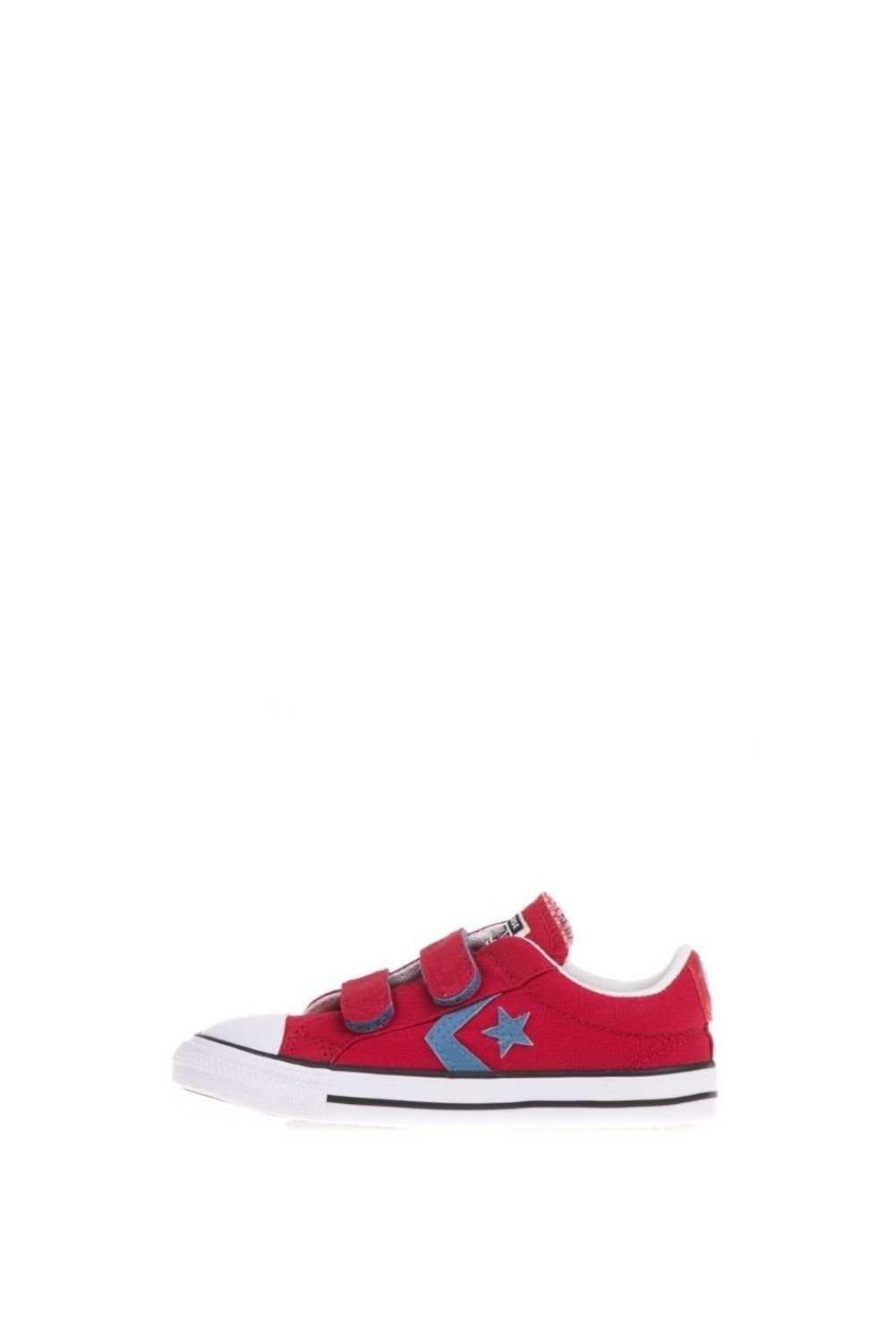 CONVERSE – Βρεφικά sneakers CONVERSE Star Player 2V Ox κόκκινα