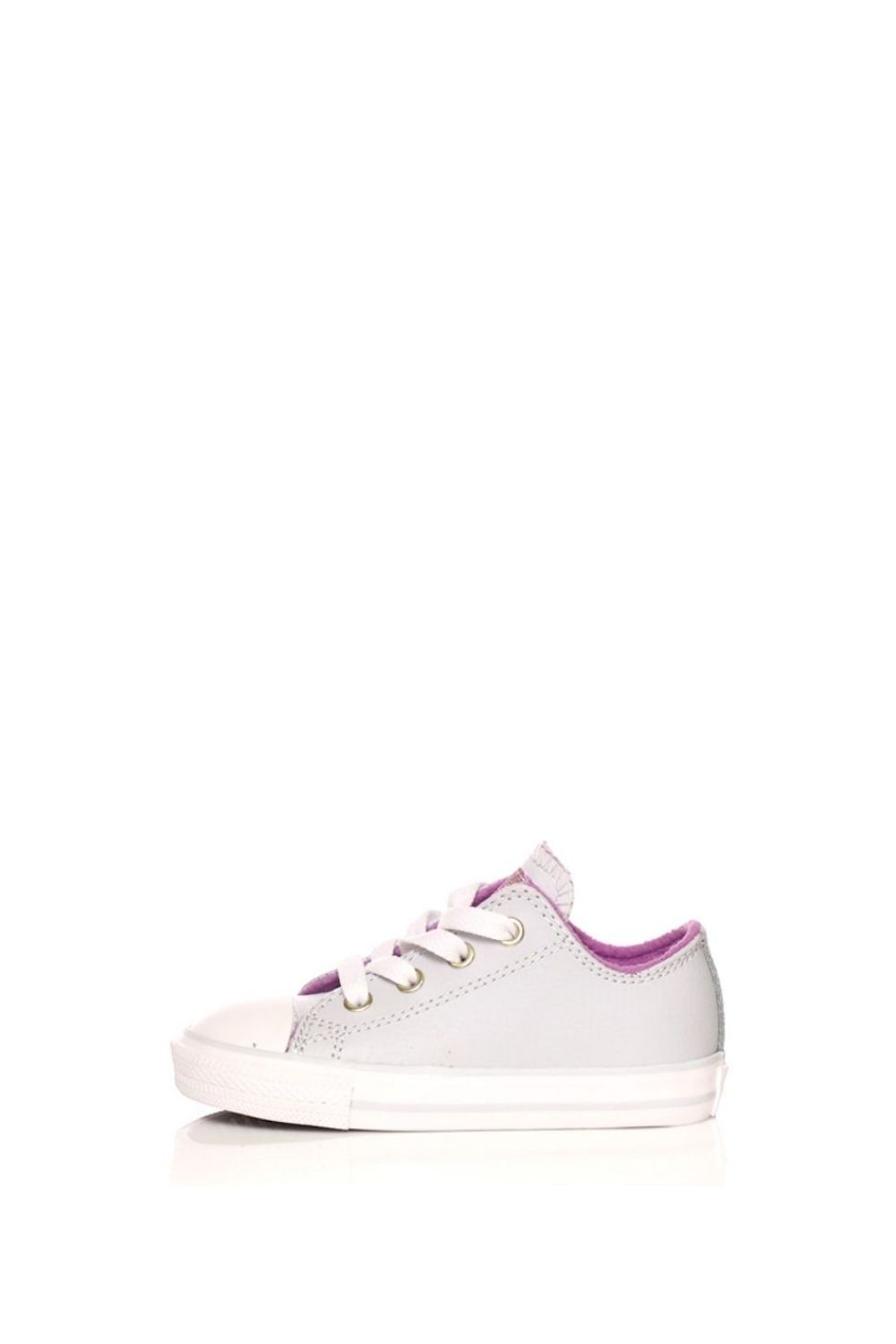 CONVERSE – Βρεφικά sneakers CHUCK TAYLOR ALL STAR CONVERSE γκρι