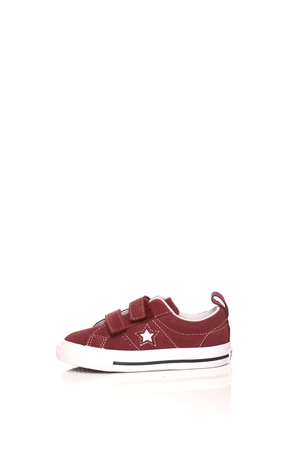 CONVERSE - Βρεφικά Sneakers CONVERSE ONE STAR 2V Μπορντό