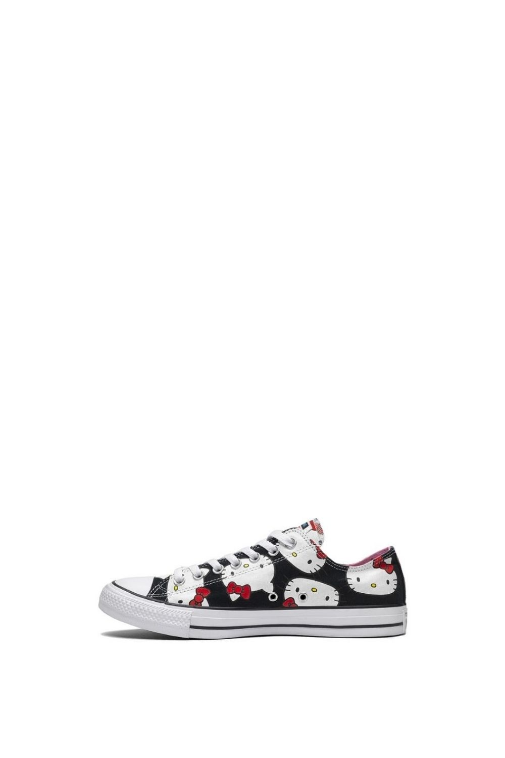 online retailer cff63 c1559 36.72 € στο Collective Online. CONVERSE - Βρεφικά sneakers Converse x Hello  Kitty Chuck Taylor All Star μαύρα