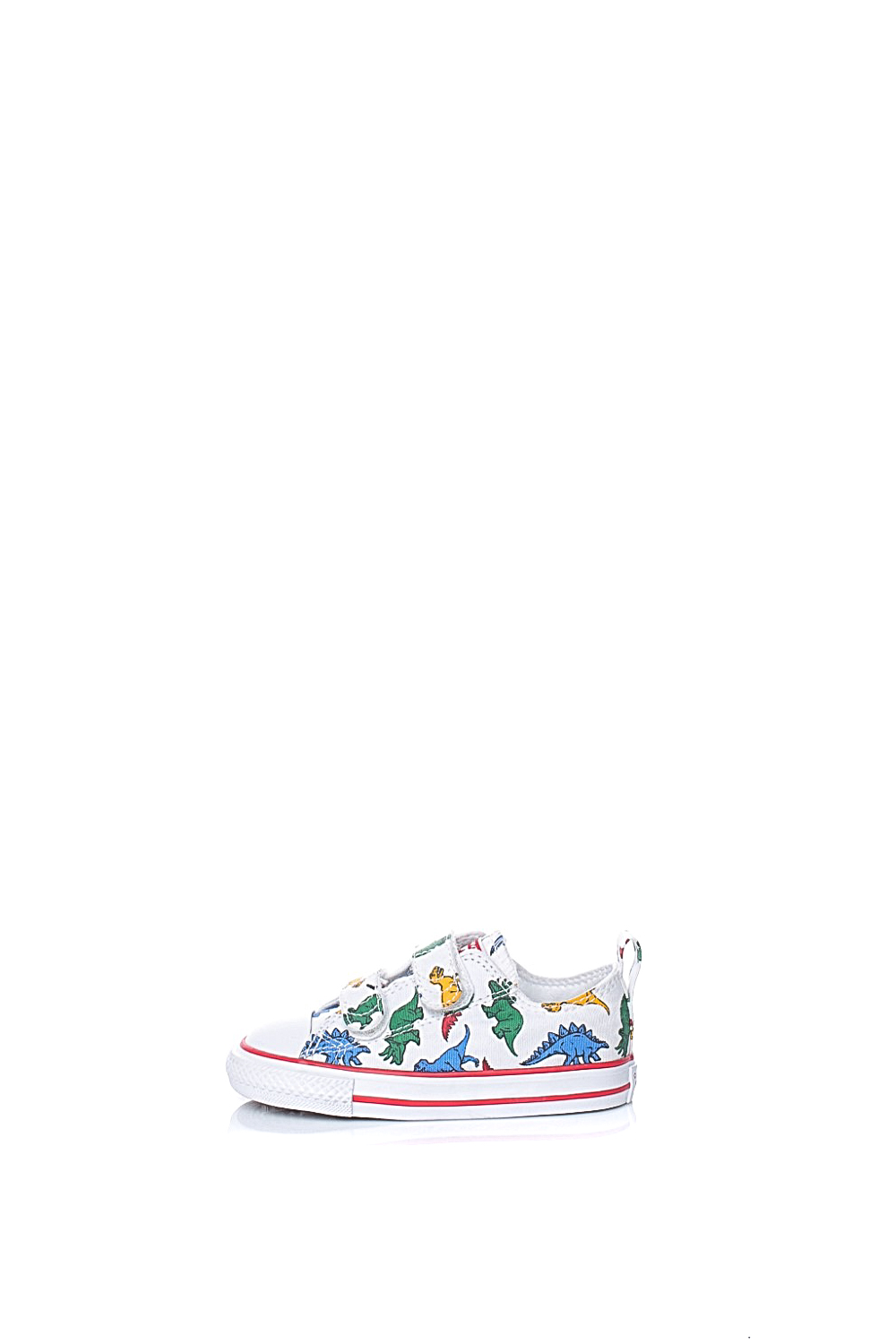 Collective Online CONVERSE – Βρεφικά sneakers Chuck Taylor All Star 2V  CONVERSE λευκά 2887f53897b