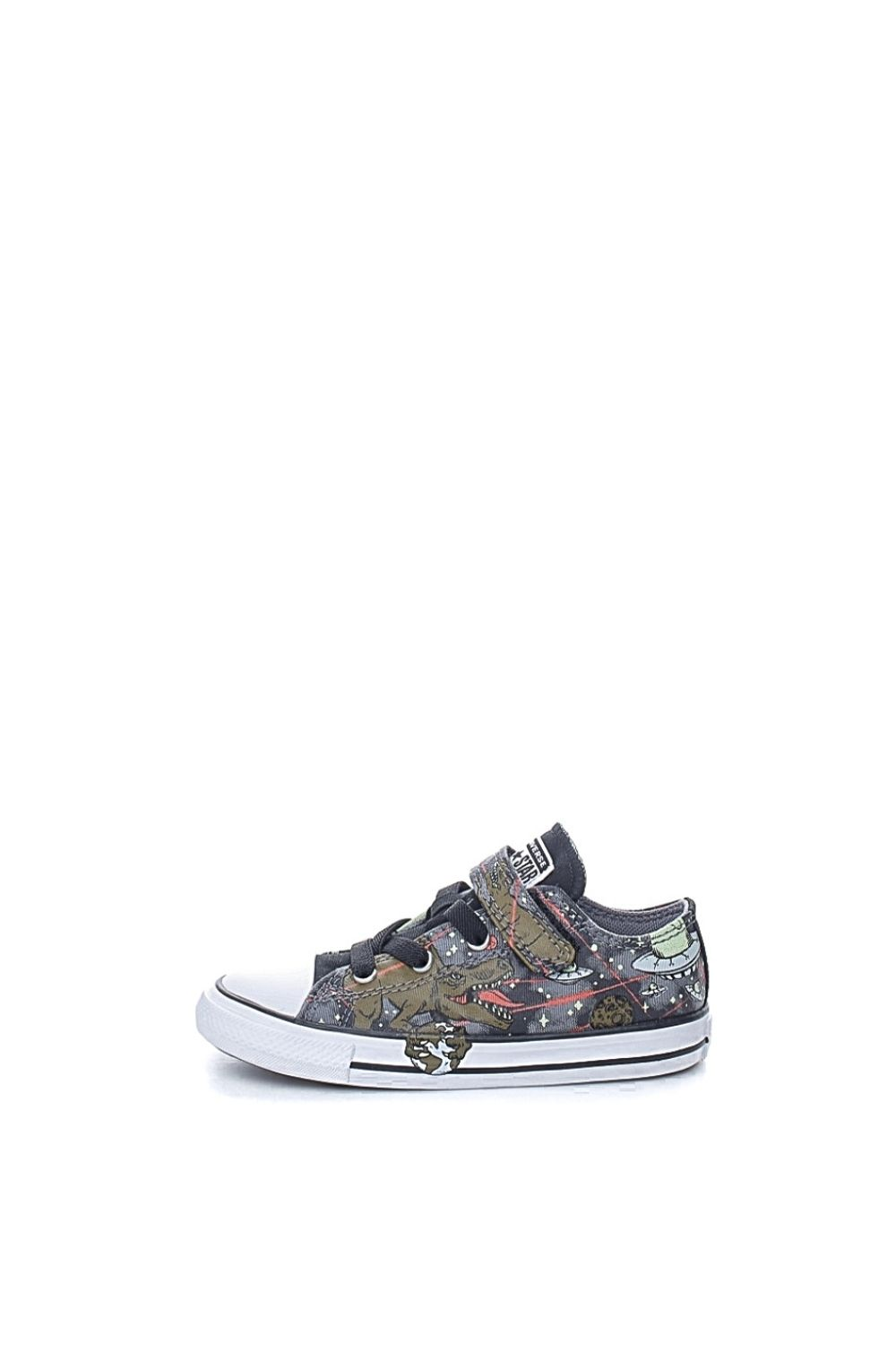 CONVERSE – Βρεφικά sneakers CONVERSE Chuck Taylor All Star 1V πολύχρωμο