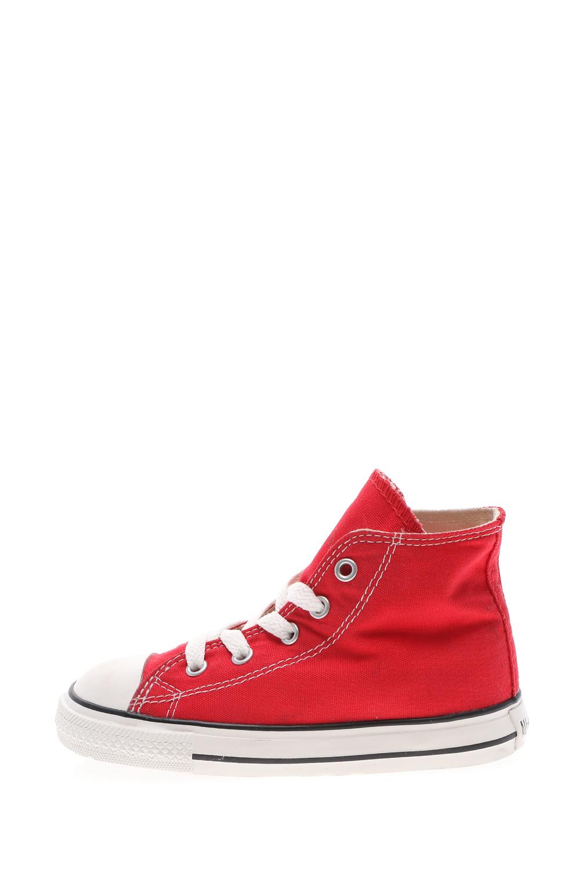 CONVERSE – Βρεφικά παπουτσια CONVERSE Chuck Taylor AS Core HI κόκκινα