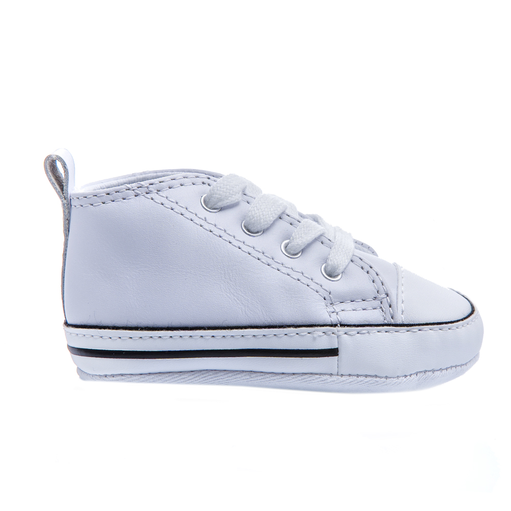-40% Collective Online CONVERSE – Βρεφικά παπούτσια Chuck Taylor First Star  λευκά 4b112bbd4c2