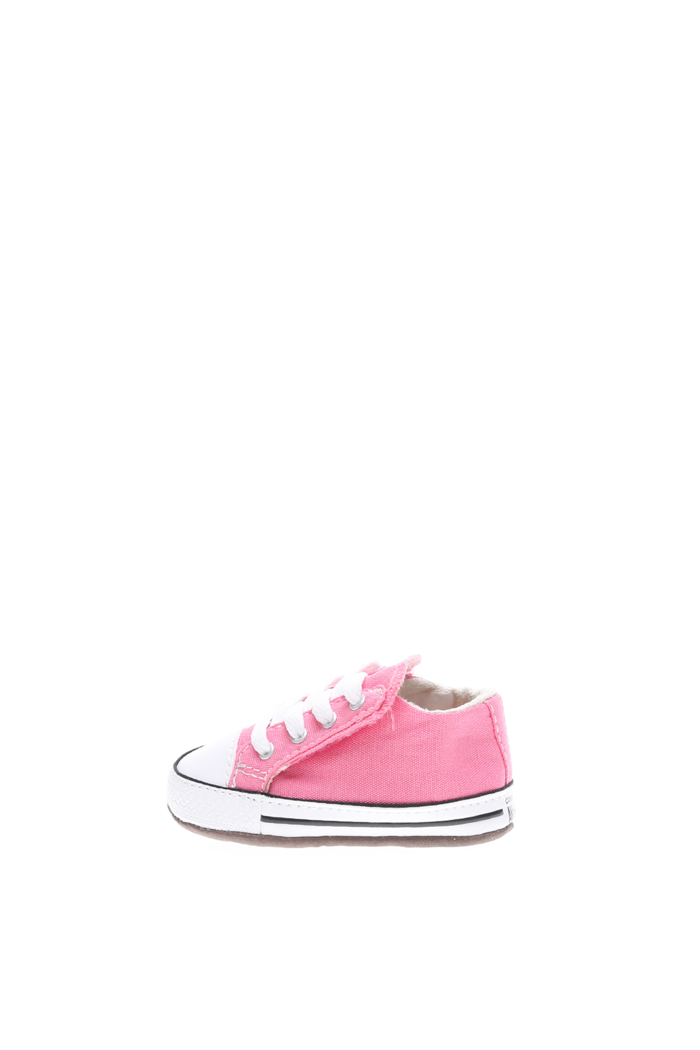 CONVERSE – Βρεφικά sneakers αγκαλιάς CONVERSE CHUCK TAYLOR ALL STAR CRIBSTER ροζ