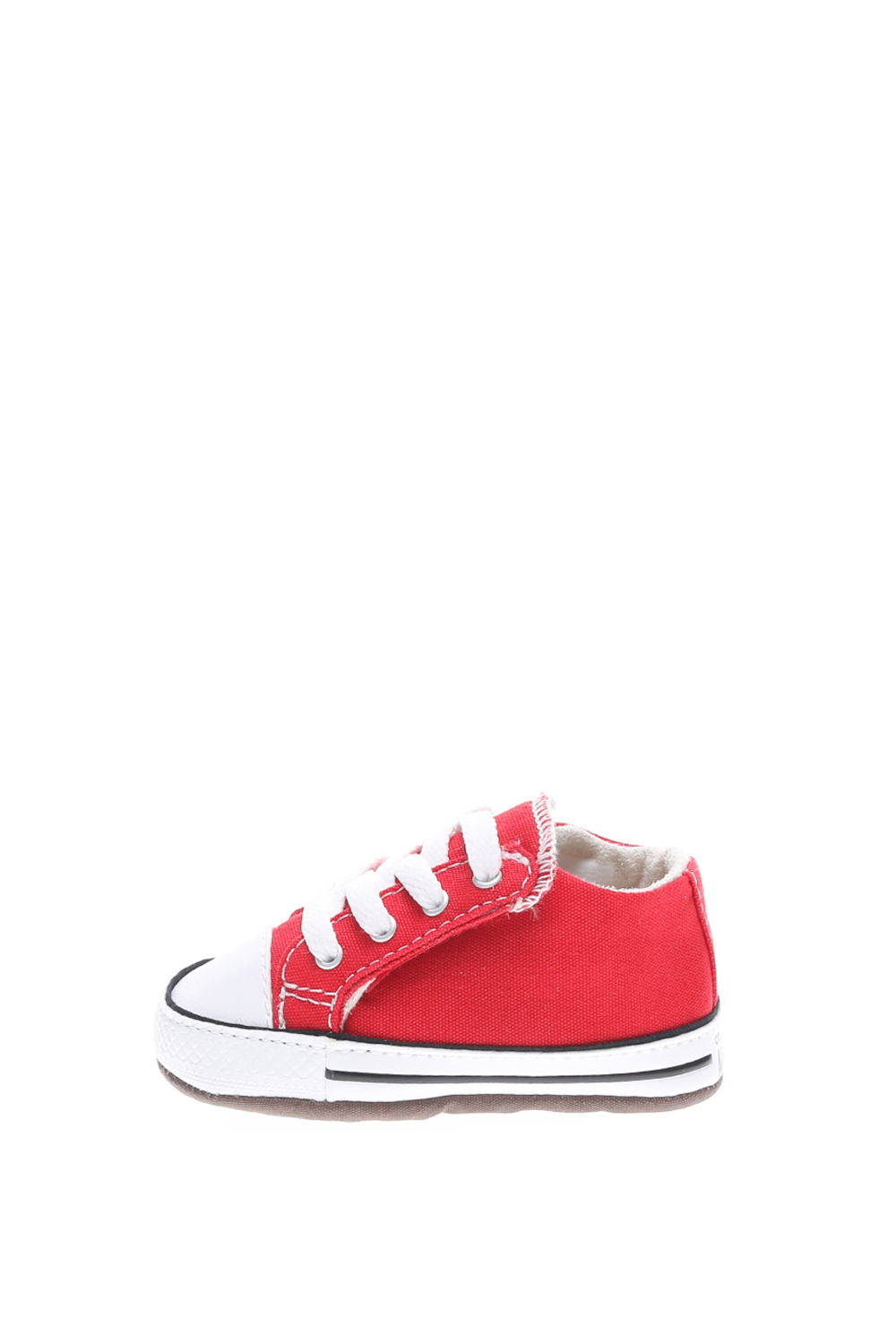 CONVERSE – Βρεφικά sneakers αγκαλιάς CONVERSE CHUCK TAYLOR ALL STAR CRIBSTER κόκκινα