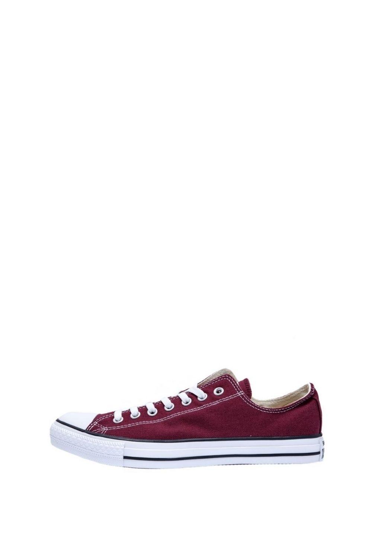 CONVERSE – Unisex παπούτσια Chuck Taylor μπορντό
