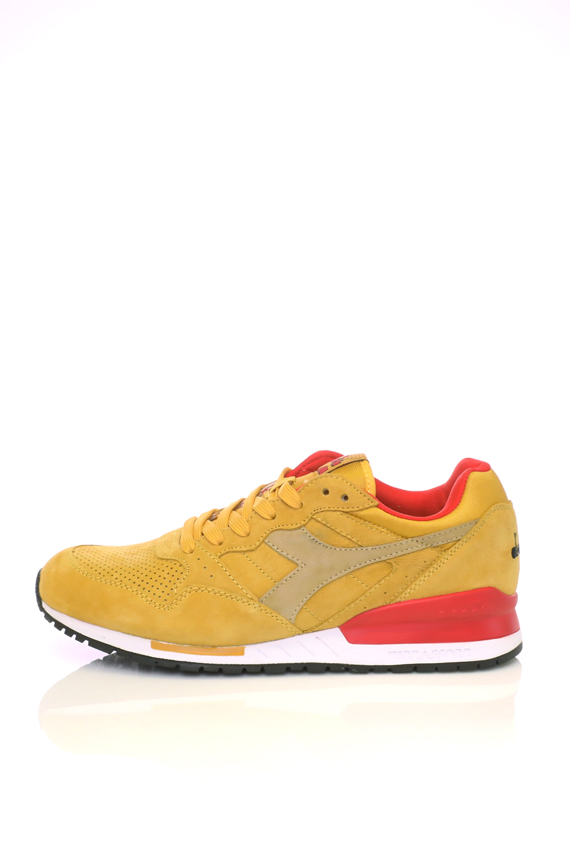 DIADORA – Unisex αθλητικά παπούτσια INTREPID AMARO DIADORA κίτρινα-κόκκινα