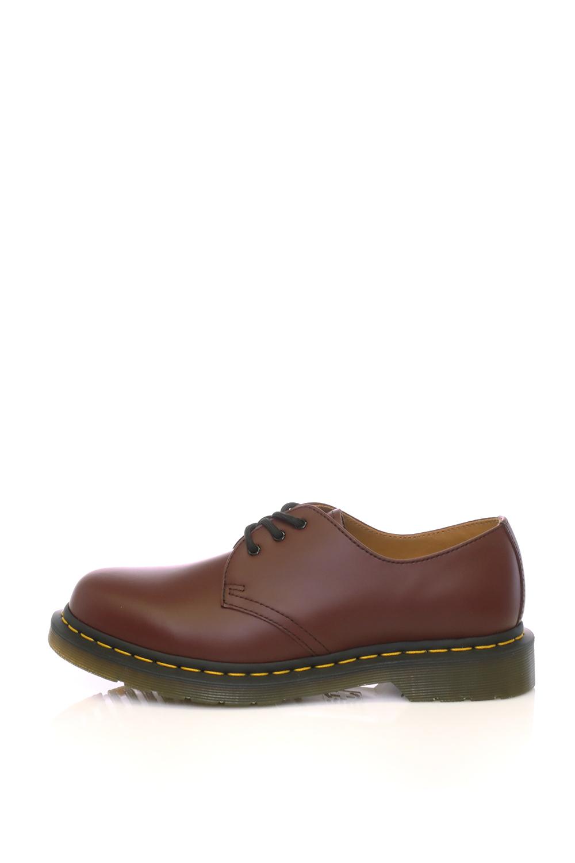 DR.MARTENS – Unisex παπούτσια 3 Eye Shoe DR.MARTENS 1461 μπορντό