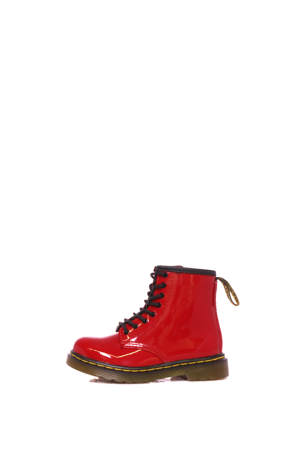DR.MARTENS – Παιδικά μποτάκια DR.MARTENS Brooklee Infants Lace Boot κόκκινα