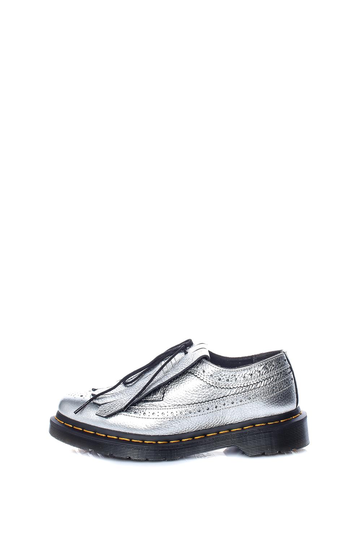 DR.MARTENS – Γυναικεία παπούτσια DR.MARTENS ασημί