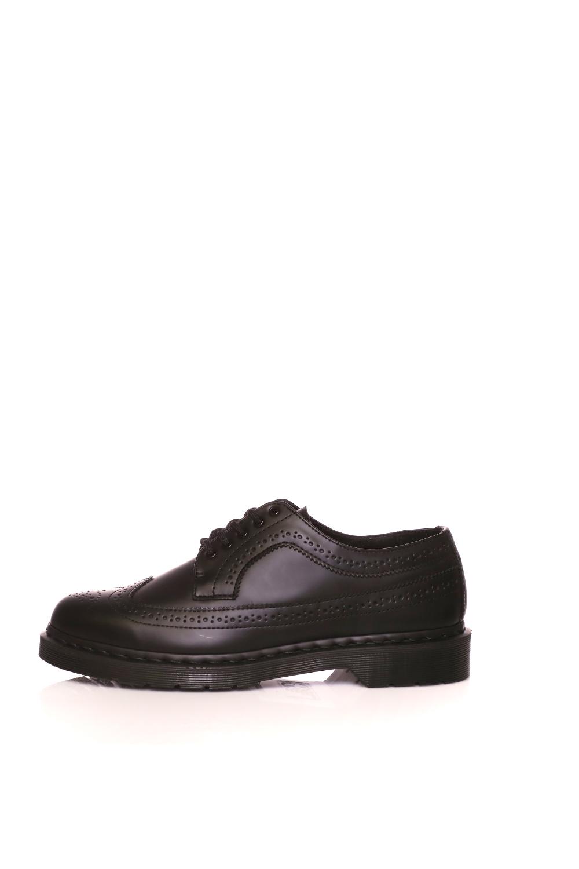DR.MARTENS – Unisex παπούτσια Mono Brogue μαύρα