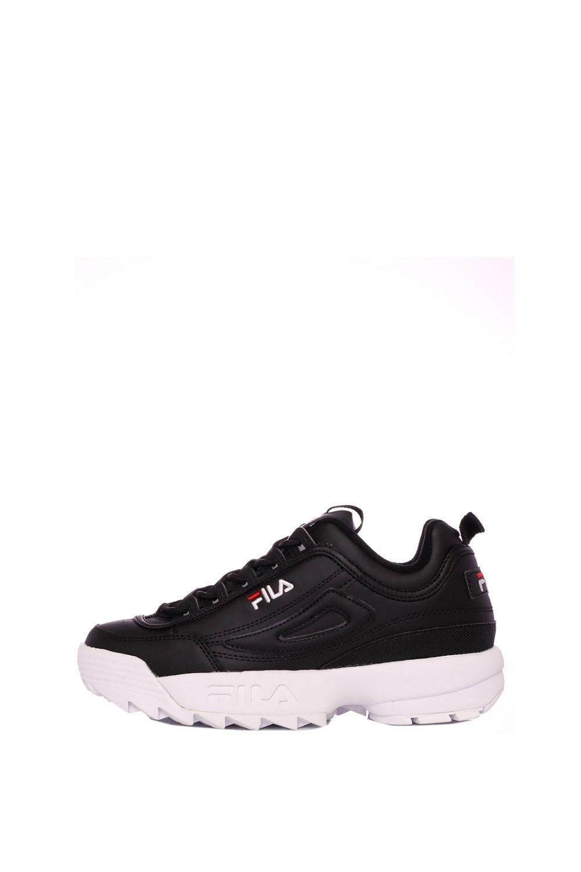 FILA – Γυναικεία sneakers FILA DISRUPTOR LOW μαύρα