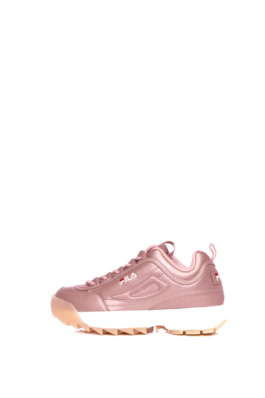 FILA – Γυναικεία sneakers FILA DISRUPTOR M LOW ροζ