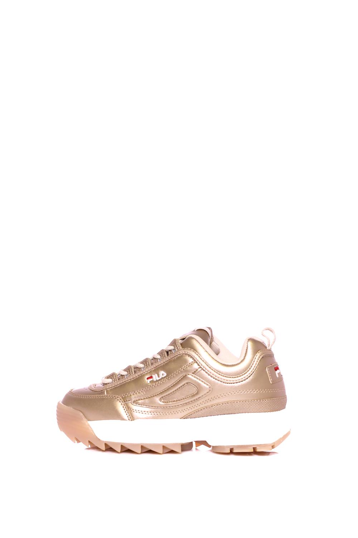 FILA – Γυναικεία sneakers FILA DISRUPTOR M LOW χρυσά
