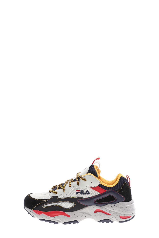 FILA – Ανδρικά sneakers FILA RAY TRACER λευκά μαύρα