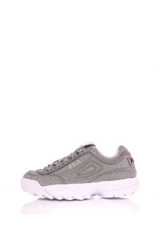 FILA – Γυναικεία παπούτσια FILA DISRUPTOR II ασημί