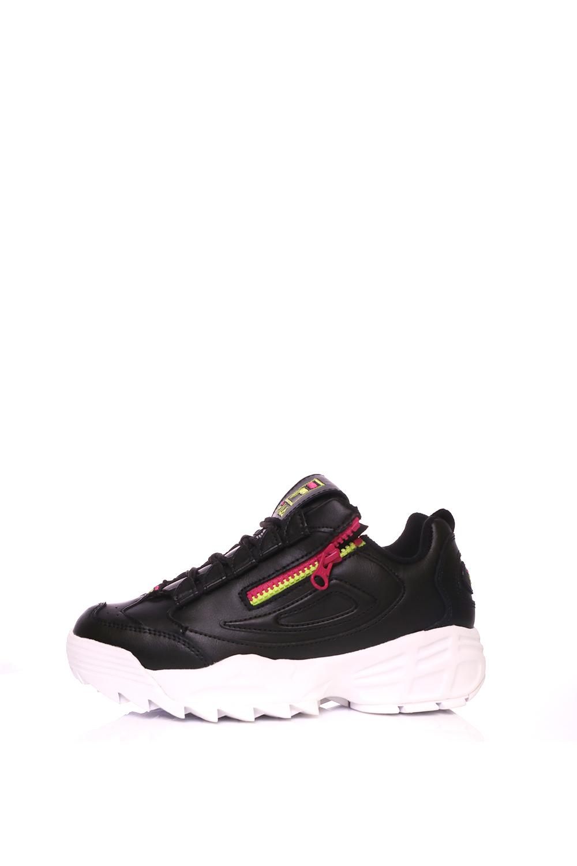 FILA – Γυναικεία παπούτσια FILA DISRUPTOR 3 ZIP μαύρα