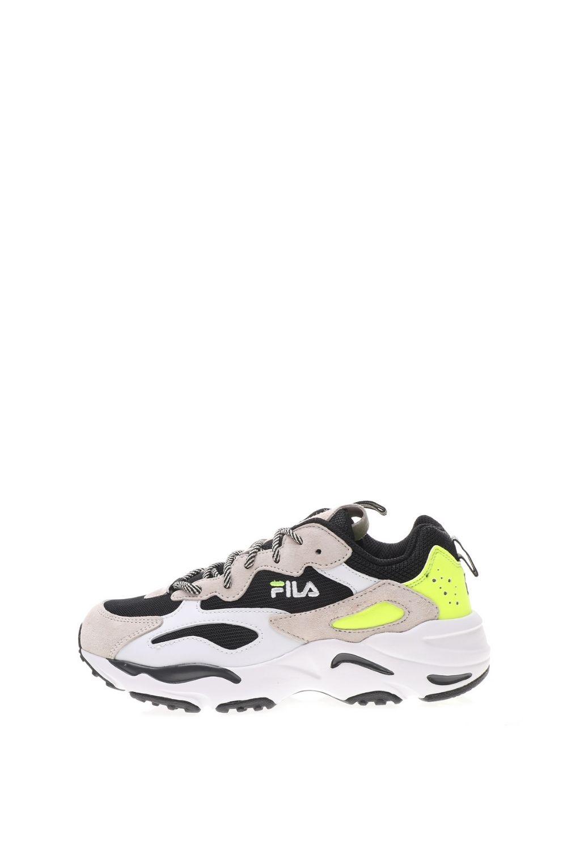 FILA – Γυναικεία sneakers FILA RAY TRACER λευκά γκρι