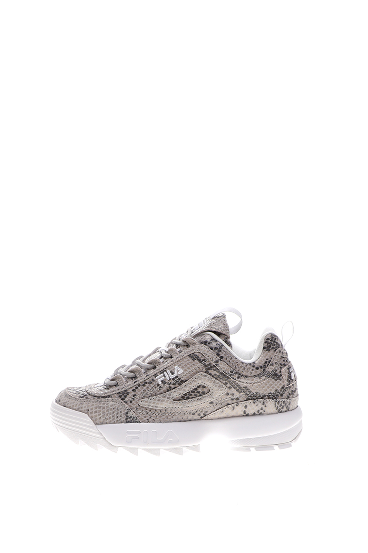 FILA – Γυναικεία sneakers FILA DISRUPTOR II SNAKE γκρι